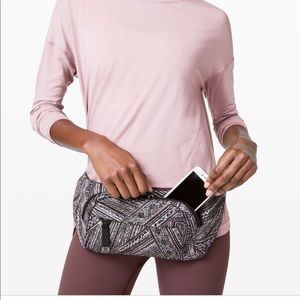 FINAL PRICE. NEW LULULEMON On The Beat Beltbag